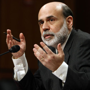 Ben Bernanke Fed Chairman